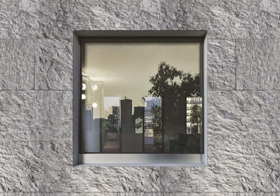 <strong>SECRET</strong> | Single-Leaf Window | AluWindows