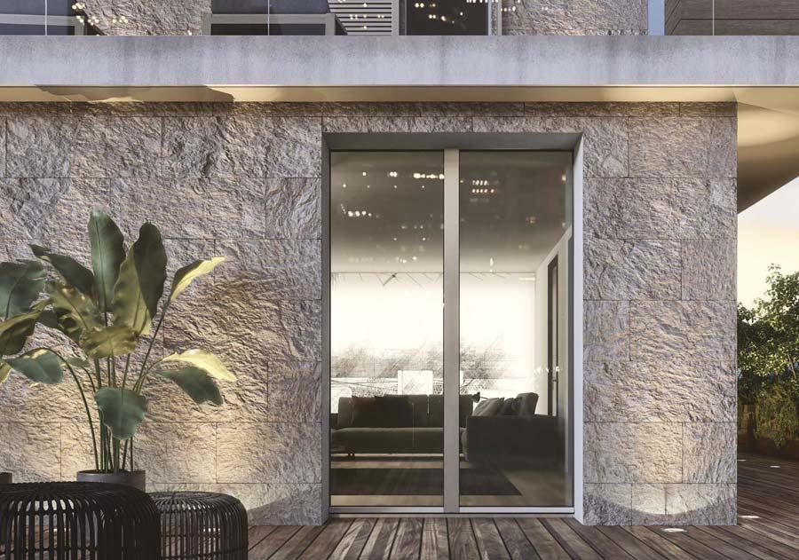 <strong>SECRET</strong> | 2-Leaf French Door | AluWindows